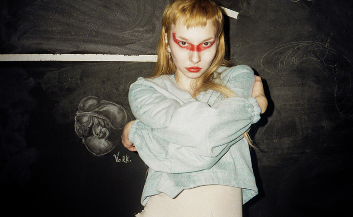 The Sick Rose ROKOVOY (1)