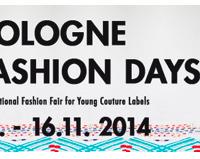 Cologne Fashion Days header