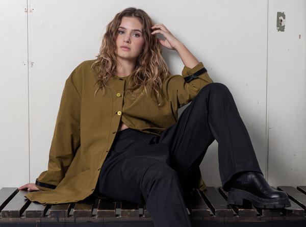 EBBY PORT LARA blouse